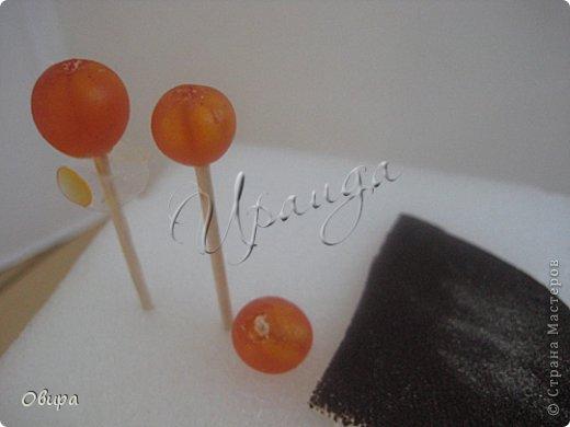 Мастер-класс Лепка Красная смородина из ювелирной эпоксидной смолы Фарфор холодный фото 34