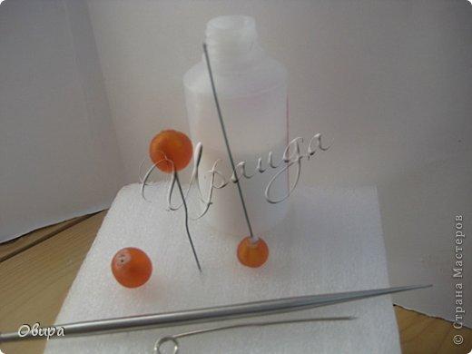 Мастер-класс Лепка Красная смородина из ювелирной эпоксидной смолы Фарфор холодный фото 35