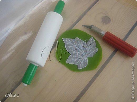 Мастер-класс Лепка Красная смородина из ювелирной эпоксидной смолы Фарфор холодный фото 40