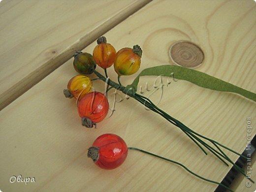 Мастер-класс Лепка Красная смородина из ювелирной эпоксидной смолы Фарфор холодный фото 46