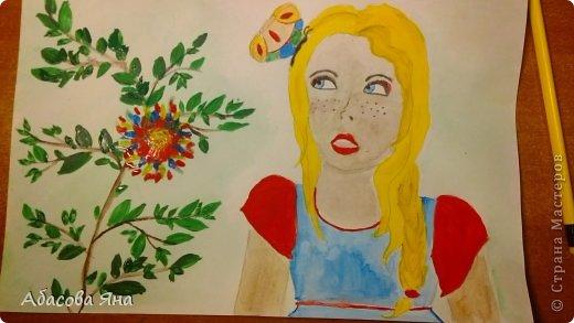 Рисунки. фото 2