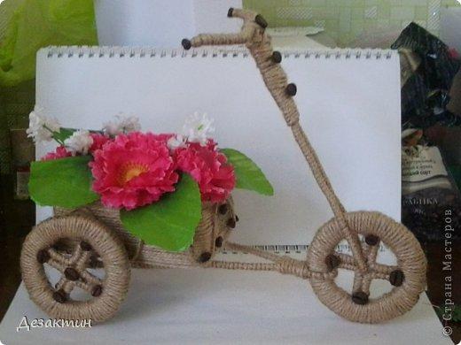 Велосипедик фото 1