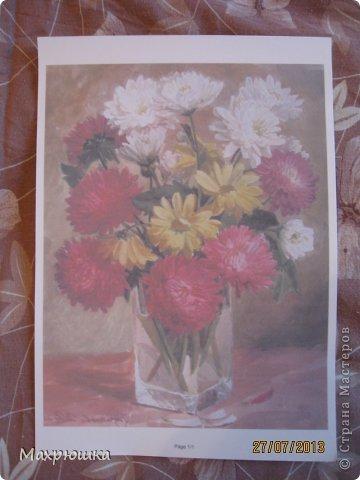 Картина панно рисунок Мастер-класс Перевод распечатанной картинки на ткань с помощью термобумаги - мини МК Бумага Канва фото 3