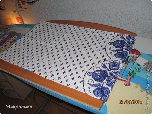 Картина панно рисунок Мастер-класс Перевод распечатанной картинки на ткань с помощью термобумаги - мини МК Бумага Канва фото 6