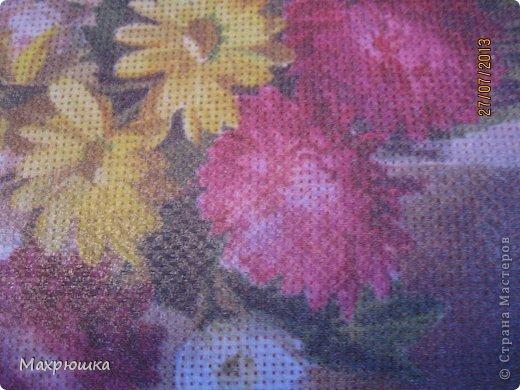 Картина панно рисунок Мастер-класс Перевод распечатанной картинки на ткань с помощью термобумаги - мини МК Бумага Канва фото 10