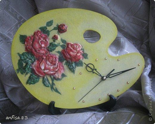 Часы настенные фото 3