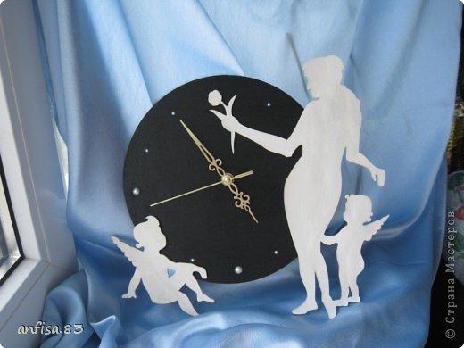 Часы настенные фото 22