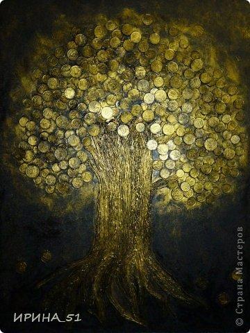 Размер 50*66 см Это деревце подарено моей мамочке.  Делала по МК https://stranamasterov.ru/node/578436?c=favorite фото 1