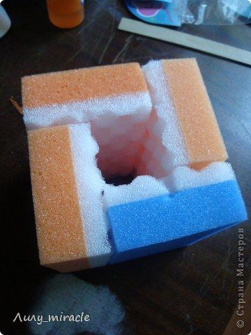 Игрушка Раннее развитие Моделирование конструирование Шитьё Развивающий кубик Бусины Ленты Ткань фото 2