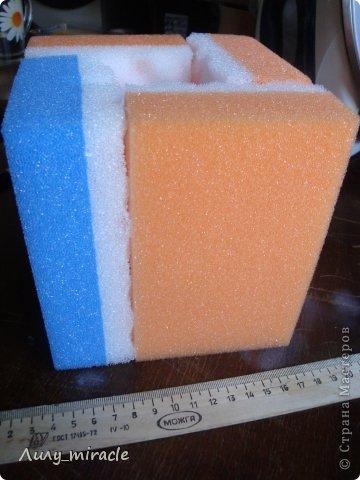 Игрушка Раннее развитие Моделирование конструирование Шитьё Развивающий кубик Бусины Ленты Ткань фото 3