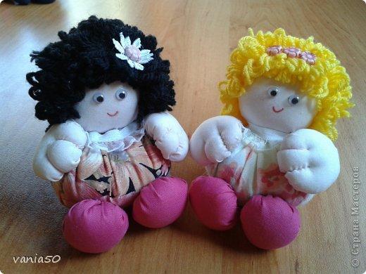 Куклы Шитьё Ароматни кукли пълни с лавандула Ткань фото 3