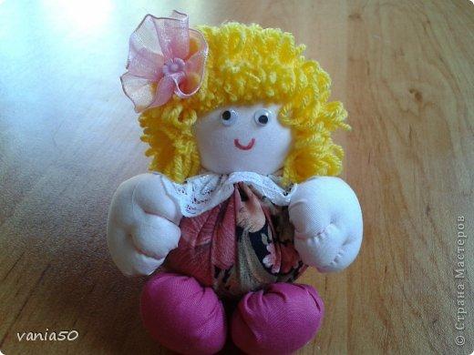 Куклы Шитьё Ароматни кукли пълни с лавандула Ткань фото 4