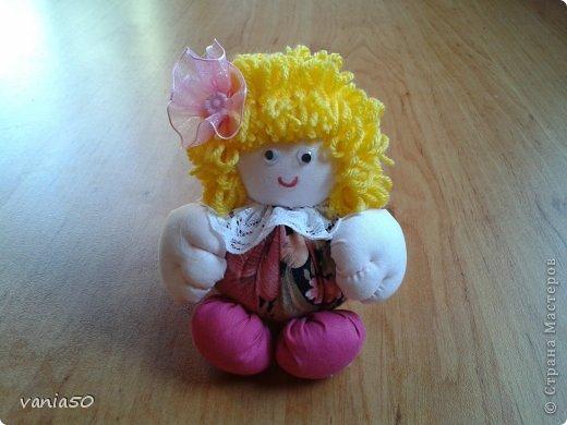 Куклы Шитьё Ароматни кукли пълни с лавандула Ткань фото 6