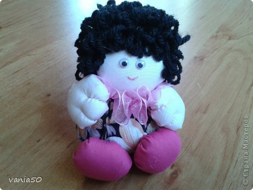 Куклы Шитьё Ароматни кукли пълни с лавандула Ткань фото 7