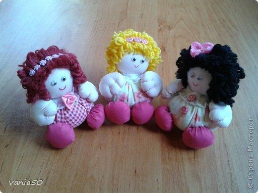 Куклы Шитьё Ароматни кукли пълни с лавандула Ткань фото 8