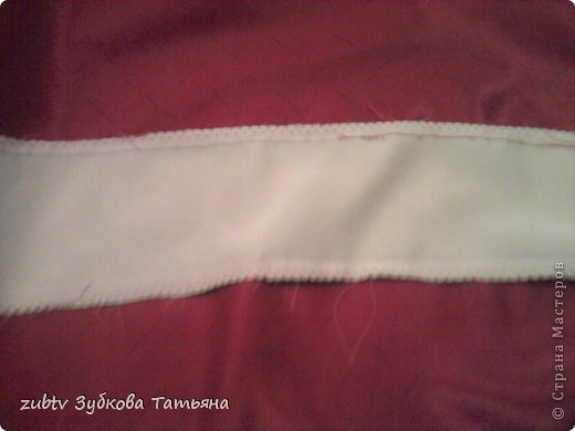 Мастер-класс Шитьё Круглая подушка в стиле буфы Ткань фото 3