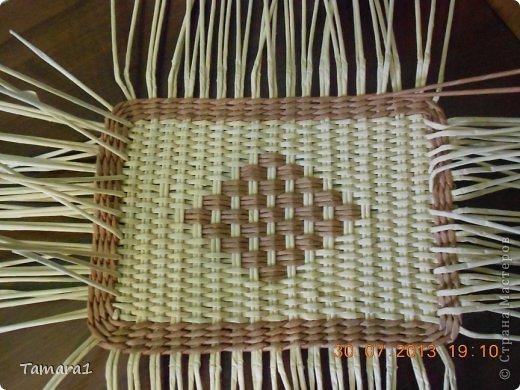 Мастер-класс по плетению из бересты