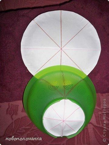 Мастер-класс Поделка изделие Аппликация Папье-маше Старинный ковш-символ радушного гостеприимства Бумага Бумага газетная Гипс Карандаш Клей Краска Пластилин Проволока фото 5