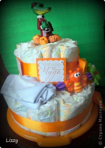 Долго я собиралась с мыслями делать такой торт.. Все думала не получится.. Получилось, но корявенько на мой взгляд.. Прошу строго не судить :) фото 4