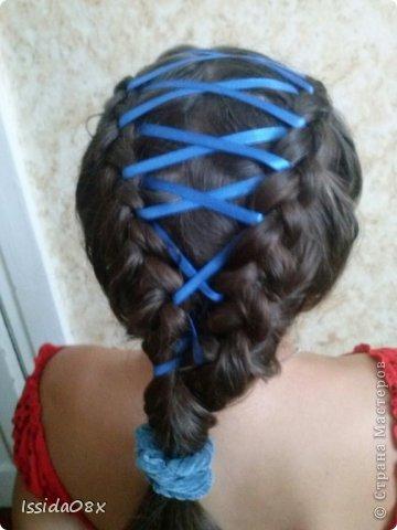 Прическа Плетение Мое второе хобби Волосы фото 1