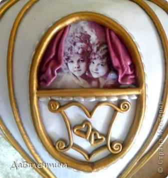 Мастер-класс Свадьба Коллаж Картина из кожи Свадебная Кожа фото 5
