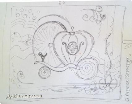 Мастер-класс Свадьба Коллаж Картина из кожи Вальс Мендельсона Кожа фото 7