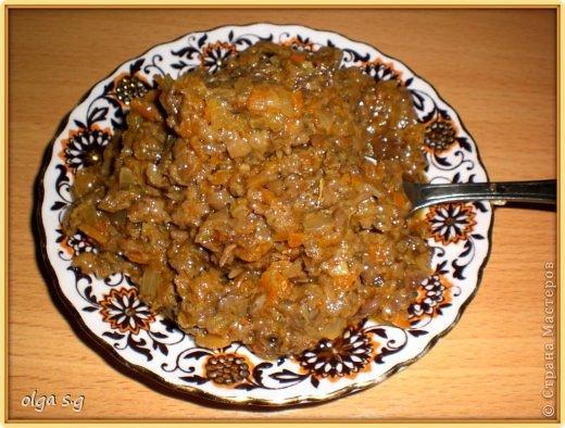 Кулинария Рецепт кулинарный Икра грибная из маслят Продукты пищевые фото 2