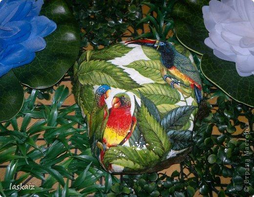 Доброй ночи!!! Сегодня мои камешки не цветочные, а животно-птичьи)))))) 1-й Мама с ежонком фото 6