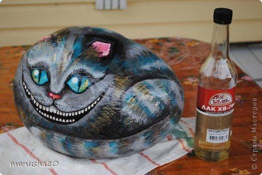 Мастер-класс Чеширский кот