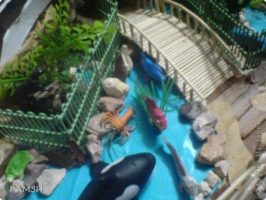 Зоопарк сделать своими руками