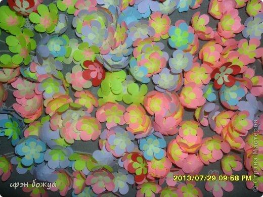 Мне предложили на свадьбу для конфет сделать бонбоньерки в количестве 70 шт. И я их сделала за 3 дня. фото 11
