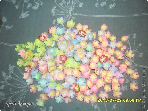 Мне предложили на свадьбу для конфет сделать бонбоньерки в количестве 70 шт. И я их сделала за 3 дня. фото 12
