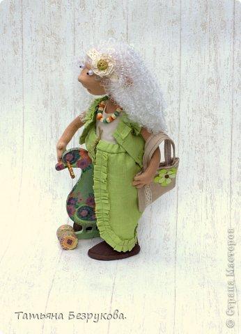 Интерьерная текстильная кукла Ангел- Хранитель украшений Аннет.