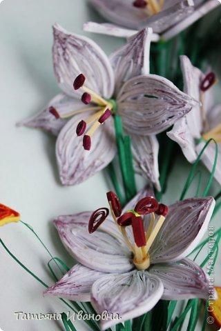 мои лилии по мк Пылинка фото 3