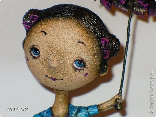 Мастер класс по изготовлению куклы для театра из папье-маше