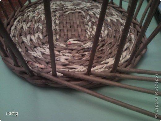 Очередной шаг в гору - под чутким руководством Татьяны (Toosyа) у меня получилось ситцевое плетение! Танюша, огромное спасибо за поддержку и время : фото 11