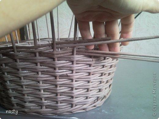 Очередной шаг в гору - под чутким руководством Татьяны (Toosyа) у меня получилось ситцевое плетение! Танюша, огромное спасибо за поддержку и время :  фото 13