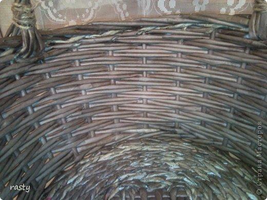 Очередной шаг в гору - под чутким руководством Татьяны (Toosyа) у меня получилось ситцевое плетение! Танюша, огромное спасибо за поддержку и время :  фото 9