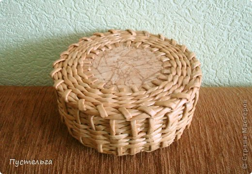 Поделка изделие Плетение Бумага для донышек Бумага Трубочки бумажные фото 16