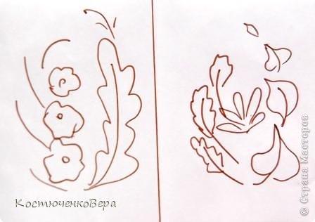 Давайте сделаем вместе картину из растений фото 3