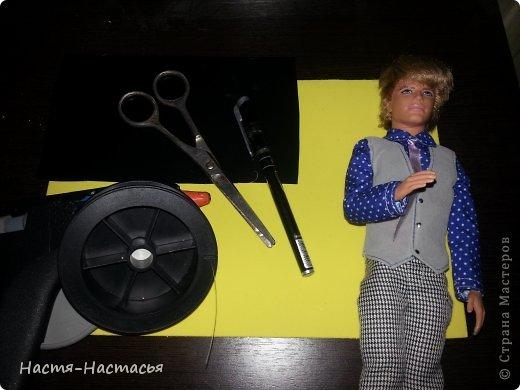 Привет всем! Недавно у моих кукол появились рок-гитары! Предлагаю и вам сделать такой подарок для своей любимой куклы! фото 2