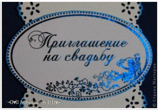 Подготовка к свадьбе началась с пригласительных :) фото 2