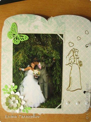 Скрап-альбом на годовщину свадьбы фото 7