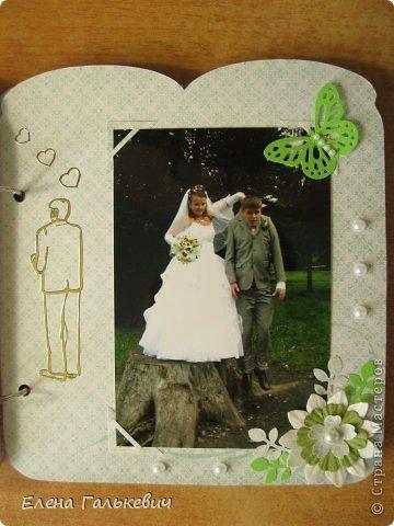 Скрап-альбом на годовщину свадьбы фото 8