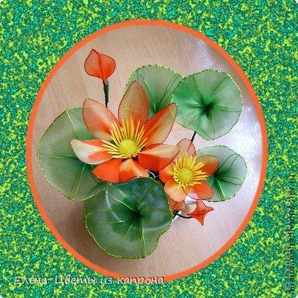 62510990733-tsvety-floristika-kuvshinka-iz-kaprona-n2876_0 Несколько моих цветочных композиций из капрона