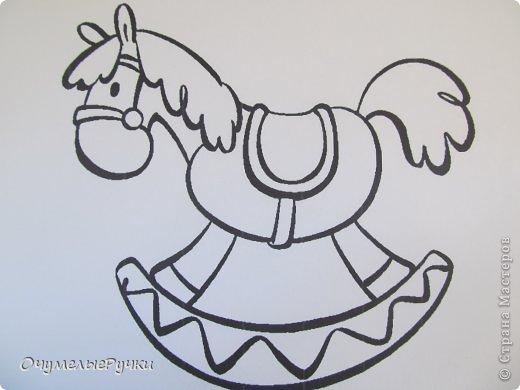 Декор предметов Мастер-класс Ассамбляж Шоколадница-лошадка  фото 2
