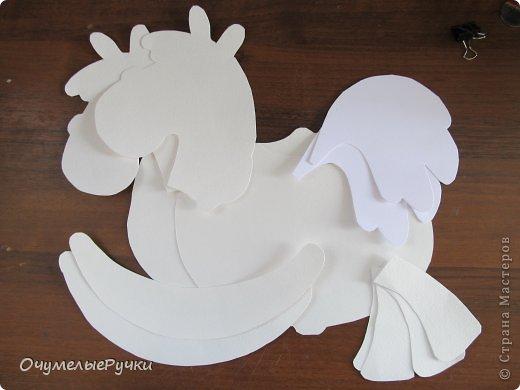 Декор предметов Мастер-класс Ассамбляж Шоколадница-лошадка  фото 6