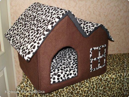 Своими руками домик для собачки - УО РМД