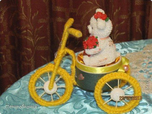 Мой велопарк растет,  растут затраты. фото 14