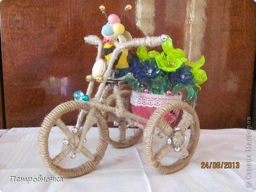 Мой велопарк растет,  растут затраты. фото 2